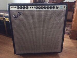 Fender Super Reverb (1977 Vintage)