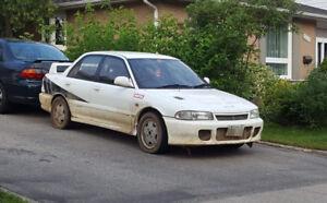 1993 Mitsubishi Evolution GSR Sedan Rare JDM