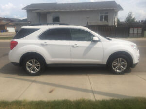 2010 Chevrolet Equinox 2LT SUV with leather and sunroof