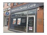 Dental Receptionists required Part-Time - HOUNSLOW