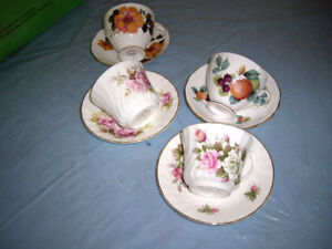 CUPS AND SAUCERS ENGLAND
