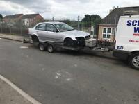 Scrap cars wanted 07794523511 faulty cars mot fail spares none runners