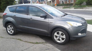 2014 Ford Escape  With Warranty