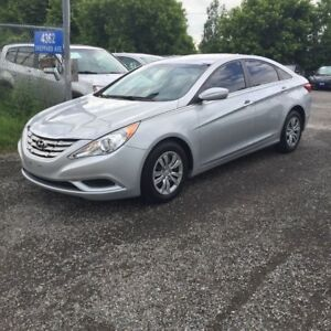 2013 Hyundai Sonata PRE-OWNED CERTIFIED- GLS CLEAN LOW KM'S