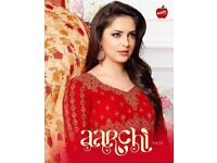 APPLE LEAF AARCHI VOL-11 WHOLESALE STRAIGHT LONG INDIAN SALWAR KAMEEZ