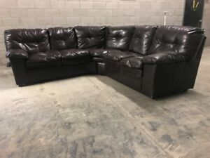 ASHLEY FURNITURE SECTIONAL FOR SALE