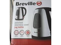 Breville stainless steel kettle