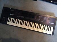 Ensoniq VFXsd synthesizer