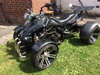 Spy f1 250cc Road legal quad
