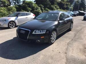 2010 Audi A6 3.0L S-LINE, Safety & ETEST for ON or QC INCL.
