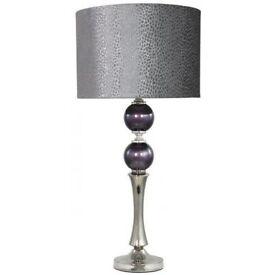 Great/Purple Table Lamp