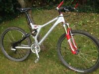 Specialized Stumpjumper Downhill mountain bike bicycle - old school Retro - pashley Brompton
