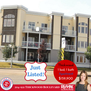 Priced to Sell! 204-921 Thickwood Blvd