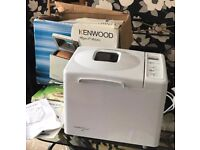 kenwood breadmaker excellent condition £20