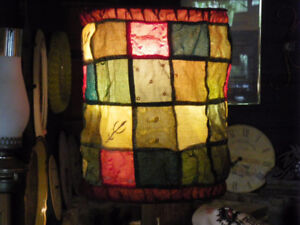 Sari patch lanterns