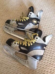 Bauer vapour 3 men's hockey skates size 8