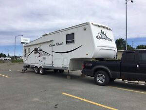 2004 Open Road Fifth Wheel Trailer
