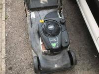Hayter 48 Petrol Rear roller self propelled Lawnmower