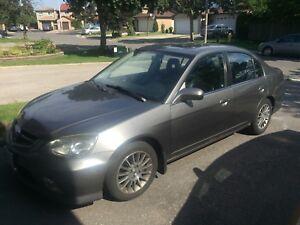 2004 Acura EL premium package (330,000km, Automatic, Ac works)