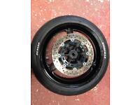 Yamaha R1 4xv Wheels 5jj