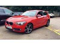 2014 BMW 1 Series 118d Sport 3dr Manual Diesel Hatchback