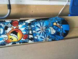 Kids 110cm World Industries Snowboard Excellent Condition