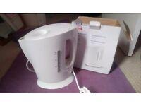 White kettle