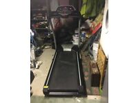 Proactive extreme trainer/treadmill
