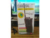 omega multi band radio