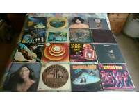 Large Collection of LPs 730 Approx in total