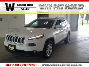 2014 Jeep Cherokee NORTH|4X4|BACKUP CAM|40,614 KMS