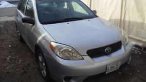 2005 Toyota Matrix Base Hatchback