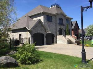 529 000$ - Maison 2 étages à St-Jean-sur-Richelieu (St-Luc)