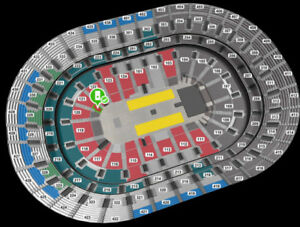 2 Tickets Kendrick Lamar Section 121 Lower bowl
