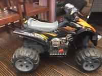 Maplins Kids Quad