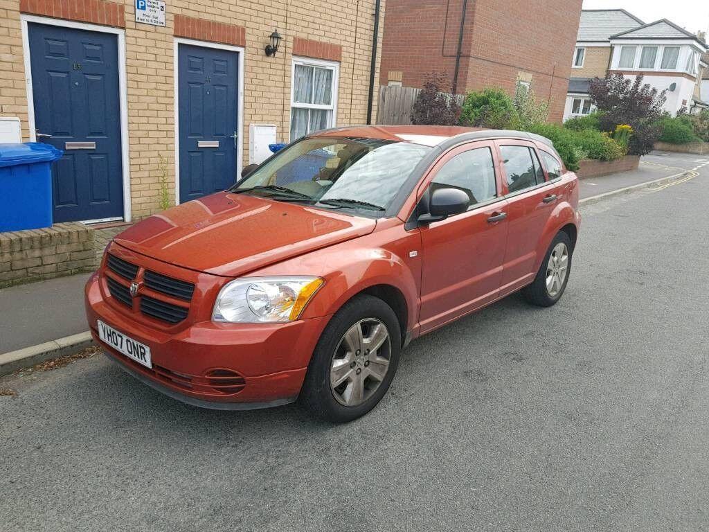 2007 Dodge Caliber Fuel Filter Location Se In Norwich Norfolk Gumtree 1024x768