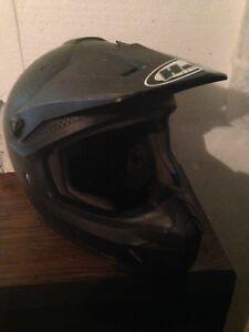 HJC Adult M helmet