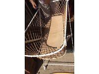 Antique Victorian Rocking Cradle