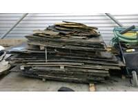 Anti slip, wood sheeting (FREE)