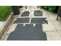 Car mats for land rover discovery