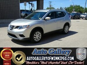 2015 Nissan Rogue S AWD *Backup Cam