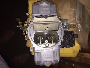 Holley 670cfm  Ford