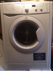 Indesit digital washing machine 6kg free local delivery and fitting