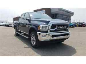 2016 Ram 2500 Longhorn Navigation, Leather, Only 22, 000 KMS !!!