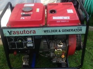diesel generator welder stick 5000 watt  SUTTON QC.