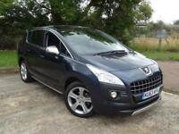 2013 Peugeot 3008 1.6 e-HDi 115 Allure 5 door EGC Diesel Estate