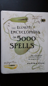 The Element Encyclopedia of 5000 Spells (Hardcover)