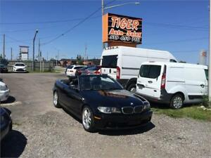 2004 BMW 3 Series 330Ci**CONVERTIBLE**ONLY 90KMS**AUTO**MINT***