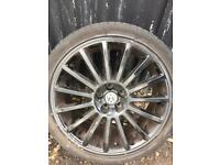"!!VW R32 18"" Alloy Wheels For Sale!!"
