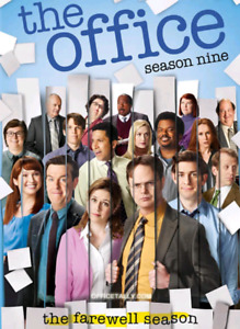 WANTED: Full series dvd set THE OFFICE